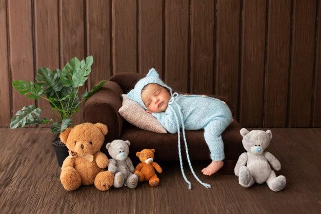 Gigoteuse, Pyjama et Peluche, le kit indispensable pour votre bébé